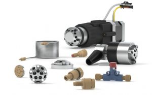 Idex Fluidics Valves and Injectors
