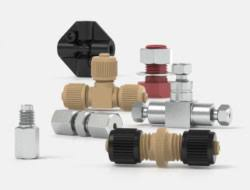 IDEX Chromatography High Pressure Multiport Connectors