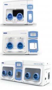 Baker Ruskinn Range InvivO2 Hypoxia Workstations I400 I500 and I 1000