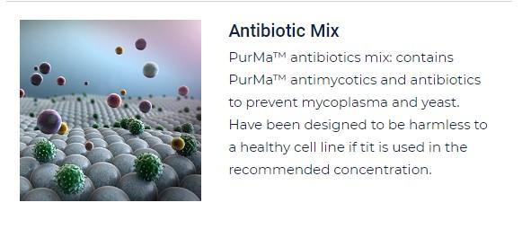 PurMa Tissue Culture Reagents Antibiotic Mix