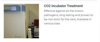 PurMa Tissue Culture Reagents CO2 Incubator Treatment