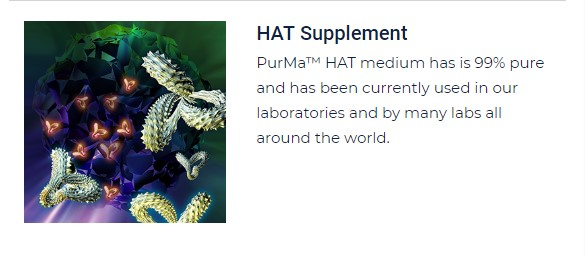 PurMa Tissue Culture Reagents HAT Supplement