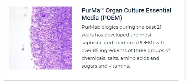PurMa Tissue Culture Reagents Organ Culture Essential Media