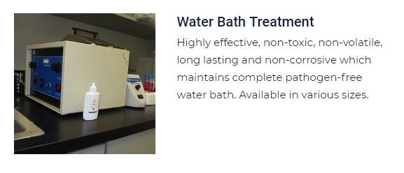 PurMa Tissue Culture Reagents Water Bath Treatment