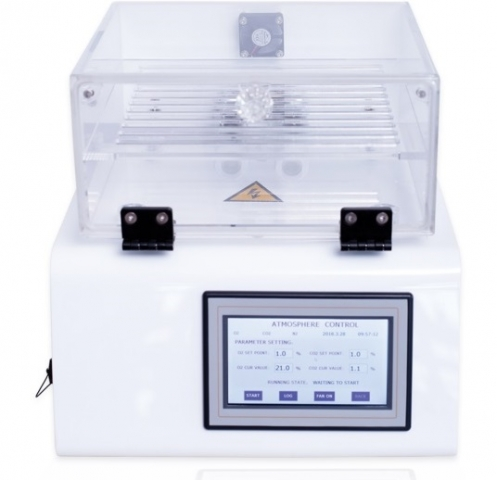 Baker PhO2xBox Cell Culture Chamber and Gas Controller