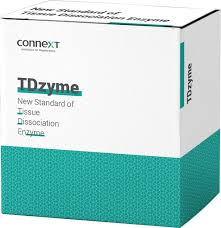 TDzyme Tissue Dissociation Enzymes Box Packaging
