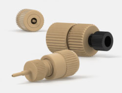 IDEX Persitaltic Tube Connectors Conical Adapters