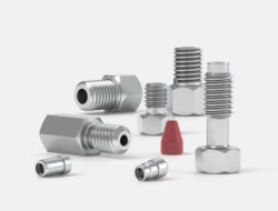 IDEX Coned Fittings Stainless Steel