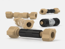 IDEX High Pressure Mutliport Connectors High Pressure Unions