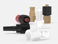 IDEX Connectors Luer Adapters Quick Connect