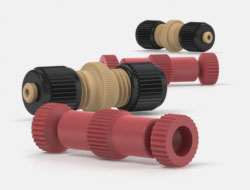 IDEX High Pressure Multiport Connectors MicroTight Unions