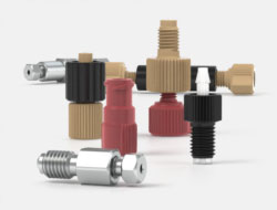 IDEX Connecotrs English Threaded Adapters