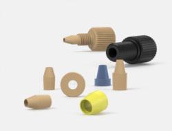 IDEX Fittings Kits Assorted PEEK