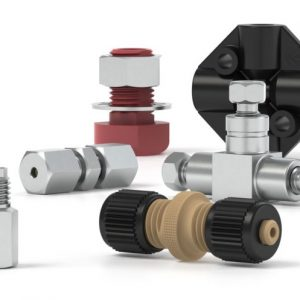 IDEX Fluidics Connectors High Pressure Multiport