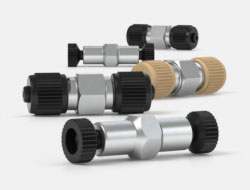 IDEX Ultra High Pressure Multiport Connectors VHP Microtight Unions