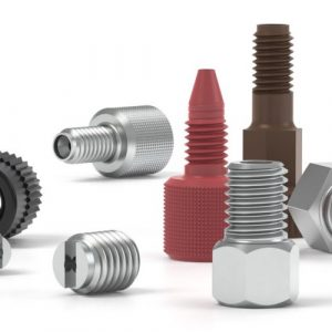 IDEX Fluidics Fittings Coned Fittings